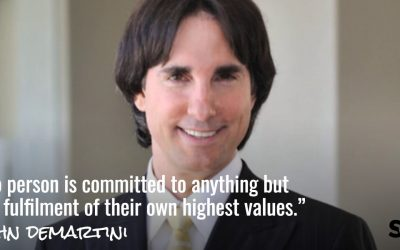 The Secret To Happiness With Dr John Demartini